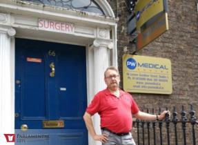 Gynekologem v Irsku