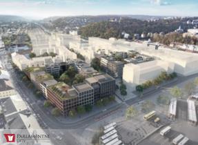 Smíchov City – Jak bude vypadat nová pražská čtvrť?