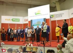 Šlechtová na veletrhu ITEP mluvila o potenciálu cestovního ruchu v ČR