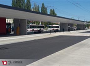 Dvojnásobný převis poptávky v další výzvě IROP na terminály a parkovací systémy