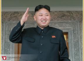 Soudruh Kim Jong Un oslavil 33. narozeniny
