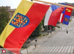 Vyvěšená vlajka na krajském úřadě připomenula historii Moravy